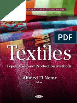 Textiles | Ultrasound | Fibers