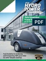 2014 NLite HydroPower RO XXL Trailer