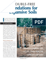 Trouble Free Foundations for Expansive Soils