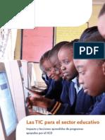 Education Impactstudy Spanish