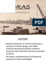 Colonial Architecture in Madras