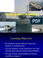 15 Smallboat Seamanship
