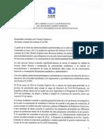 Carta Abierta Consejo Superior