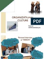 35828353 Organization Culture
