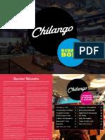 Chilango - The Burrito Bond Invitation Document706