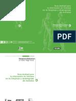 Guía Para La Eliminación de Tóxicos en La Limpieza y Desengrase de Metales