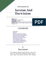 Marxism and Darwinism