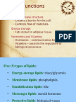 Lipid for Presentation