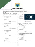 Sesion de Aprendizaje de Cripto Aritmetica Ccesa2