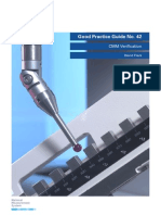 Good Practice Guide - CMM Verification NPL