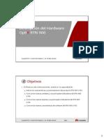 Descripción Del Hardware OptiX RTN 900