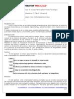 WebQuest-PRECAl