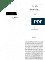 Ferrari Americo. Los Poemas de Paris