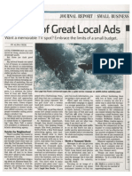 LSF Art of Great Local Ads