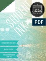 Student Ink, Summer 2014