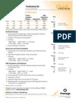 Corporation - 2010 - Wizard Genomic DNA Purification Kit Quick Protocol, FB022