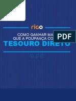 eBooks TesouroDireto Como Ganha Mais Ricocomvc