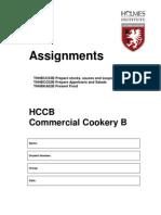HCCB Assignment