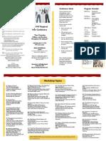Regional Peer Conference Registration Brochureonference Registration Brochure