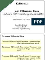 Persamaan-Differensial-Biasa
