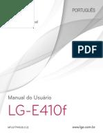 Manual Usuário LG-E410f Brasil