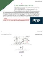 12V _ 230V 50Hz Square Wave Inverter With 555