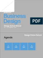 Design Echos School - Business Design - aula 2