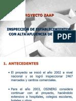 2.-  Proyecto ZAAP