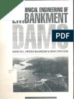 Geotechnical engineering of embankment dams - Robin Fell, et al..pdf