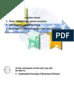 SAP CRM BP_Basics