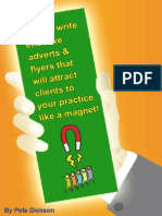 How to Write Effective Adverts