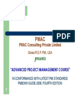eBook on PMBOK 4th Edition