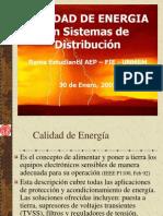 4.- Calidad de Energia AEP