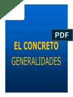 Tecnologia Del Concreto Componentes Concreto