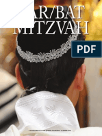 Jewish Standard Bar/Bat Mitzvah Supplement, Summer 2014
