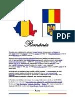 Romania- referat