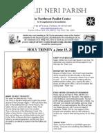 June 15 Full Bulletin