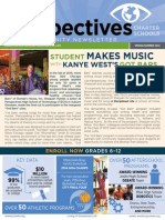 Perspectives Charter Schools Community Newsletter Spring/Summer 2014