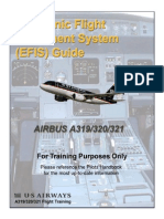 A320 Electronic Flight Instrument System EFIS Guide
