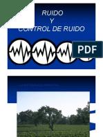 Ruido y Control de Ruido - Presentacion