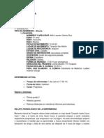 Historia Clinica Endocrno