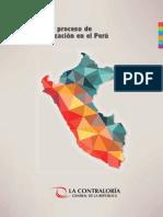 Estudio del proceso de descentralización de Perú