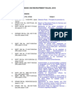 Rr Handbook 2010