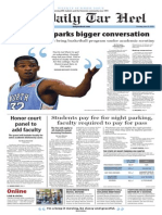 The Daily Tar Heel Weekly Summer Edition for June 12, 2014
