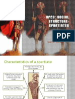 SP2d Social Structure - Spartiates