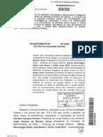 CPI Requerimento 69 - 08/09/09