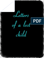 Letters of a Lost Child