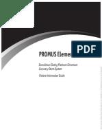PromusElementPlus PatientGuide 90728155-02A Us