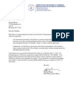2014-000904 Acknowledgment Letter