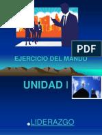 Ejercicio Del Mando